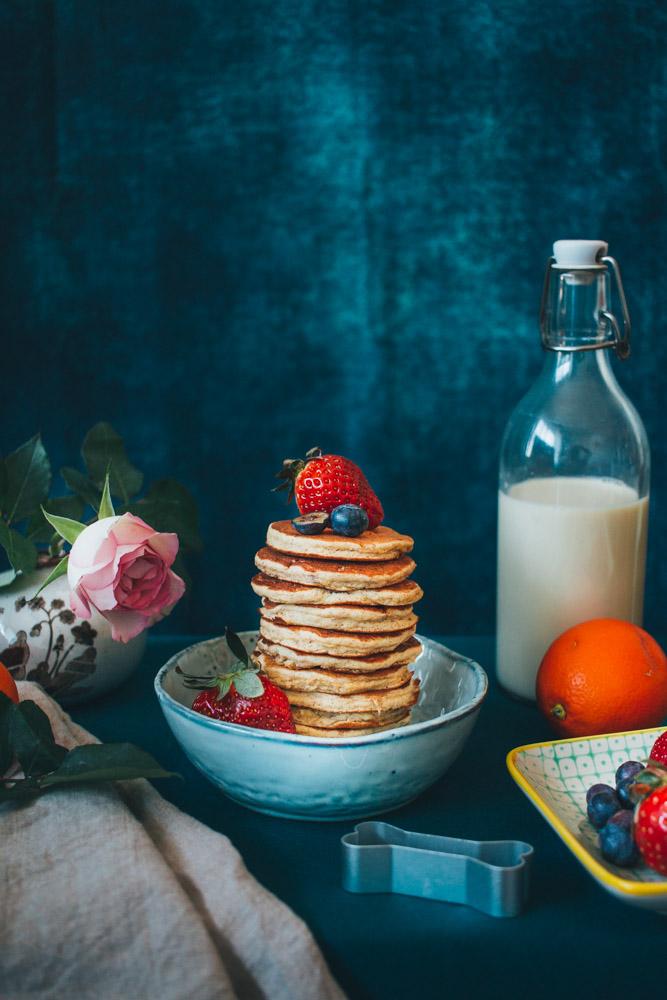 pancakes pentru caini