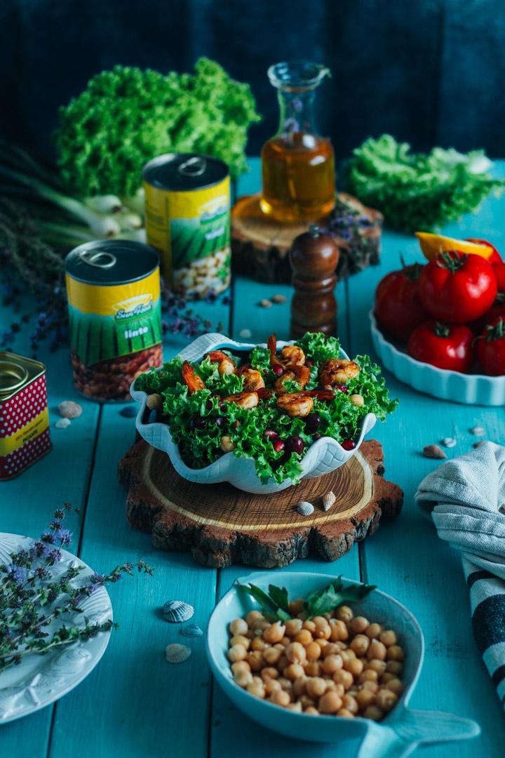 salata de vara cu creveti