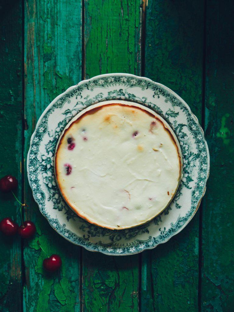 cheesecake cu cirese